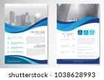 template vector design for... | Shutterstock .eps vector #1038628993