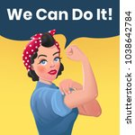 We Can Do It Poster...