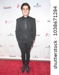 "Small photo of Jock Kleynhans attends Uncorkd Entertainment ""The Lullaby"" Los Angeles Premiere at Laemmles Ahrya Fine Arts Theatre, Beverly Hills, CA on March 1, 2018"