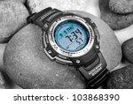 Electronic Waterproof Watch On...