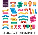 vector collection of decorative ... | Shutterstock .eps vector #1038706054