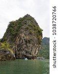 thailand  phuket  2017  ...   Shutterstock . vector #1038720766