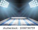 horizontal background of... | Shutterstock .eps vector #1038730759