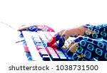 3d illustration science and... | Shutterstock . vector #1038731500