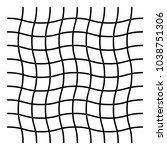 wavy  zig zag  criss cross grid ...   Shutterstock .eps vector #1038751306