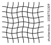 wavy  zig zag  criss cross grid ...   Shutterstock .eps vector #1038751309