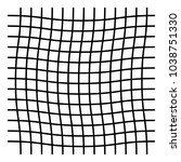 wavy  zig zag  criss cross grid ...   Shutterstock .eps vector #1038751330