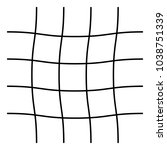 wavy  zig zag  criss cross grid ...   Shutterstock .eps vector #1038751339