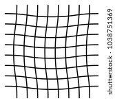 wavy  zig zag  criss cross grid ...   Shutterstock .eps vector #1038751369