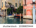 venice  italy   january 06 ... | Shutterstock . vector #1038805444