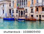 venice  italy   january 06 ... | Shutterstock . vector #1038805450