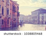 venice  italy   january 06 ... | Shutterstock . vector #1038805468