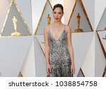 gal gadot at the 90th annual... | Shutterstock . vector #1038854758