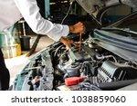 regular car care makes car use. ...   Shutterstock . vector #1038859060