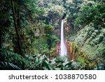 Catarata Del Toro  Rain Forest...