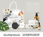 beautiful terrazzo pattern on... | Shutterstock .eps vector #1038902839