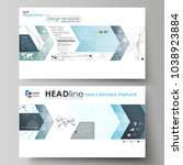 business templates in hd format ... | Shutterstock .eps vector #1038923884