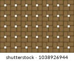 canvas folded log brown weather ...   Shutterstock . vector #1038926944
