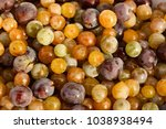 colorful mixed grapes before... | Shutterstock . vector #1038938494