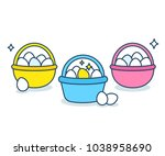 Eggs In Different Baskets....