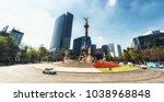 mexico city  mexico   february... | Shutterstock . vector #1038968848