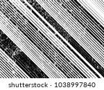 grunge white and black stripes. ... | Shutterstock .eps vector #1038997840