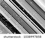 grunge white and black stripes. ... | Shutterstock .eps vector #1038997858