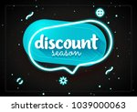 discount offer price label ... | Shutterstock .eps vector #1039000063