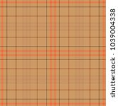tartan traditional checker...ic ... | Shutterstock .eps vector #1039004338