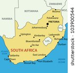 republic of south africa  ... | Shutterstock .eps vector #103900544