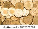 coin  ntd  money  taiwan coin ... | Shutterstock . vector #1039021228