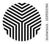 abstract geometric motif ... | Shutterstock .eps vector #1039031986