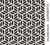 vector seamless stripes pattern.... | Shutterstock .eps vector #1039080970