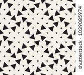 stylish halftone texture.... | Shutterstock .eps vector #1039085974