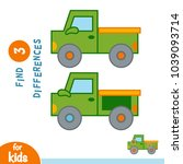 find differences  education... | Shutterstock .eps vector #1039093714