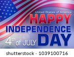 independence day.  usa | Shutterstock . vector #1039100716