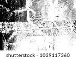 abstract background. monochrome ... | Shutterstock . vector #1039117360