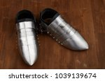 medieval armor  detail of an...   Shutterstock . vector #1039139674