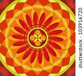 Floral Mandala Drawing Sacred...