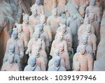 xian  china   october 8  2017 ... | Shutterstock . vector #1039197946