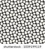 seamless vector mosaic pattern. ...   Shutterstock .eps vector #1039199119