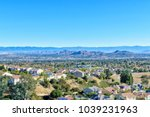 inland empire southern... | Shutterstock . vector #1039231963