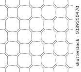 seamless geometric ornamental... | Shutterstock .eps vector #1039250470