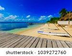 isla mujeres. mexico  november...   Shutterstock . vector #1039272760