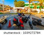 isla mujeres. mexico  november...   Shutterstock . vector #1039272784