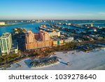 clearwater  fl  usa   februady... | Shutterstock . vector #1039278640
