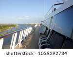 steamer   large cargo and... | Shutterstock . vector #1039292734