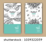 sketch drawing art for coffee...   Shutterstock .eps vector #1039322059