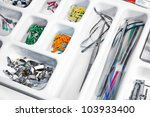 dental clinic. medical... | Shutterstock . vector #103933400