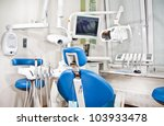 dental clinic. medical... | Shutterstock . vector #103933478